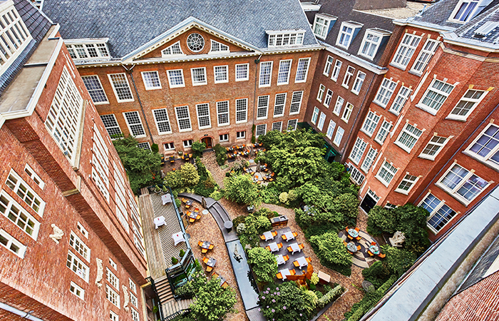 The 2019 Historic Hotels Worldwide Top 10 Most Magnificent Gardens Announced