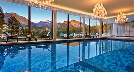 Activities:      Grand Hotel Kempinski High Tatras  in Strbske Pleso