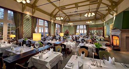 Dining at      Grand Hotel Kempinski High Tatras  in Strbske Pleso