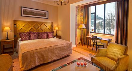 Grand Hotel Kempinski High Tatras  in Strbske Pleso