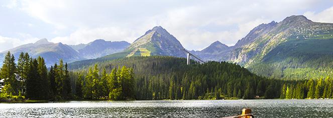 Local Attractions:      Grand Hotel Kempinski High Tatras  in Strbske Pleso