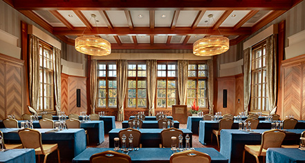 Meetings at      Grand Hotel Kempinski High Tatras  in Strbske Pleso