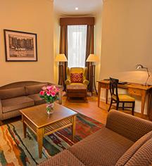 Accommodations:      Grand Hotel Kempinski High Tatras  in Strbske Pleso