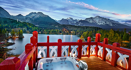 Grand Hotel Kempinski High Tatras  in Strbske Pleso