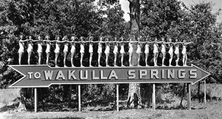 History:      The Lodge at Wakulla Springs  in Wakulla Springs