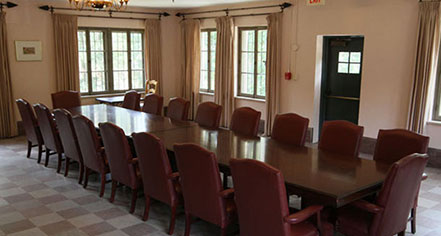 Meetings at      The Lodge at Wakulla Springs  in Wakulla Springs