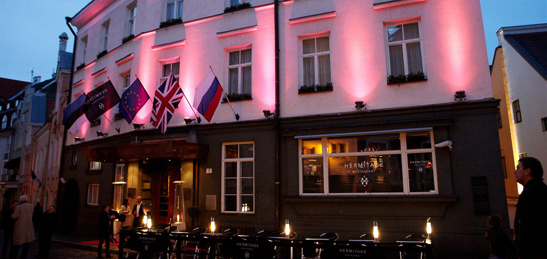 Boutique Hotel St Petersbourg