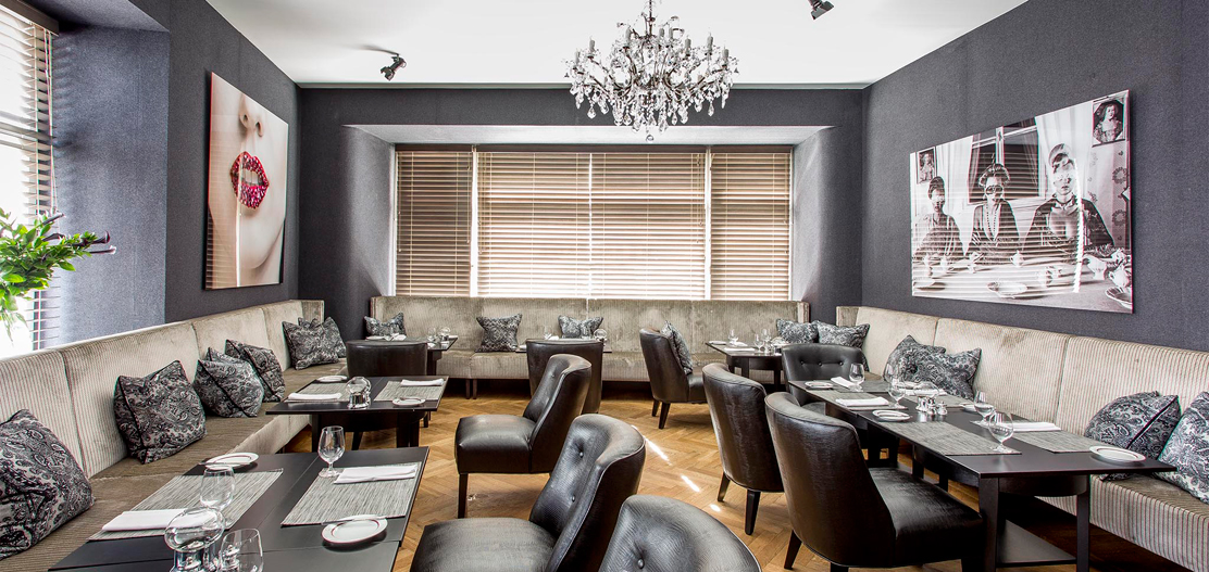 Dining:      Hotel St. Petersbourg  in Tallinn