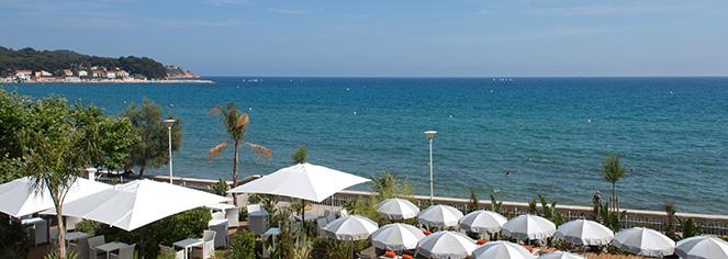 Local Attractions:      Grand Hotel des Sablettes Plage, Curio Collection by Hilton  in La Seyne-sur-Mer
