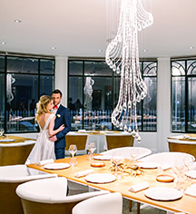 Weddings:      Grand Hotel des Sablettes Plage, Curio Collection by Hilton  in La Seyne-sur-Mer