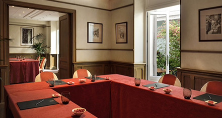 Meetings at      Hôtel de la Cité Carcassonne - MGallery by Sofitel  in Carcassonne