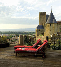 Hôtel de la Cité Carcassonne - MGallery by Sofitel  in Carcassonne