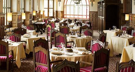 Dining at      Hôtel de la Cité Carcassonne - MGallery by Sofitel  in Carcassonne