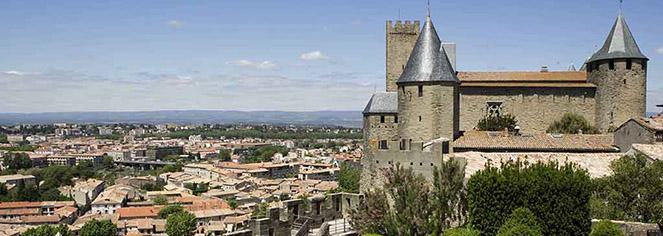 Local Attractions:      Hôtel de la Cité Carcassonne - MGallery by Sofitel  in Carcassonne