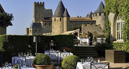 Weddings:      Hôtel de la Cité Carcassonne - MGallery by Sofitel  in Carcassonne