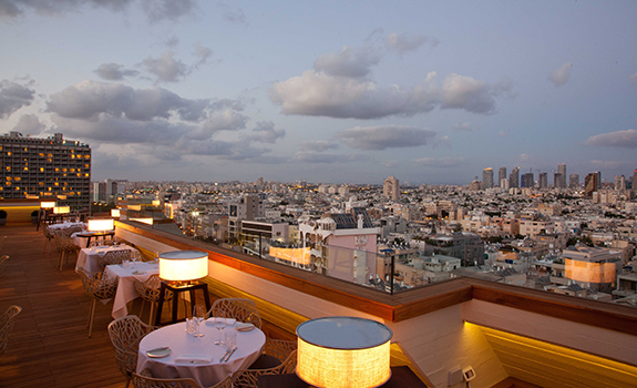 The Carlton Tel Aviv  - Dining