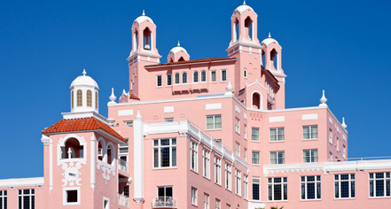 Ghost Stories:      The Don CeSar  in St. Pete Beach