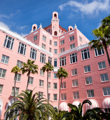 History:      The Don CeSar  in St. Pete Beach