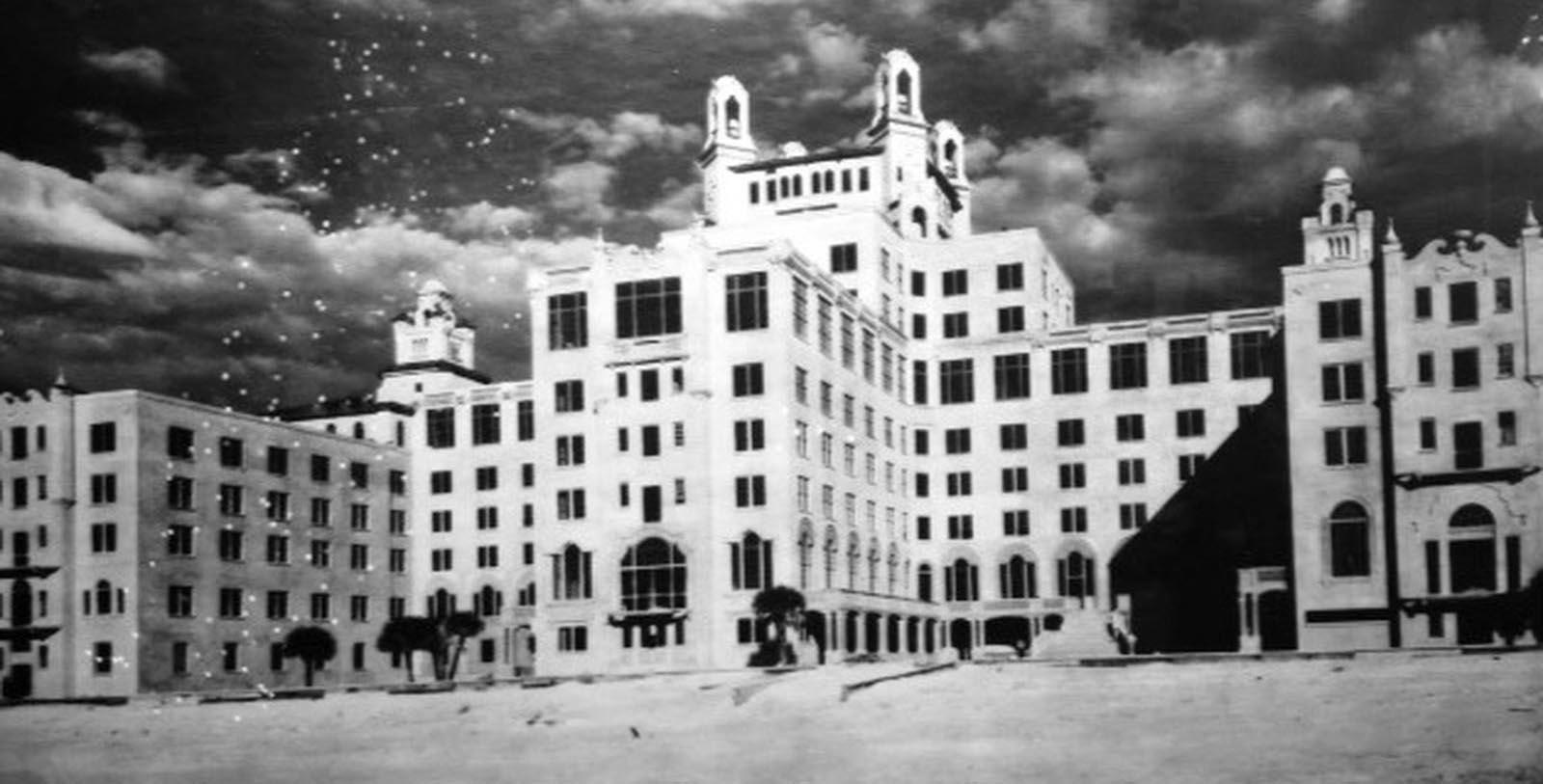 Historic Exterior Image of The Don CeSar, 1928, Member of Historic Hotels of America, in St. Petersburg, Florida, Discover
