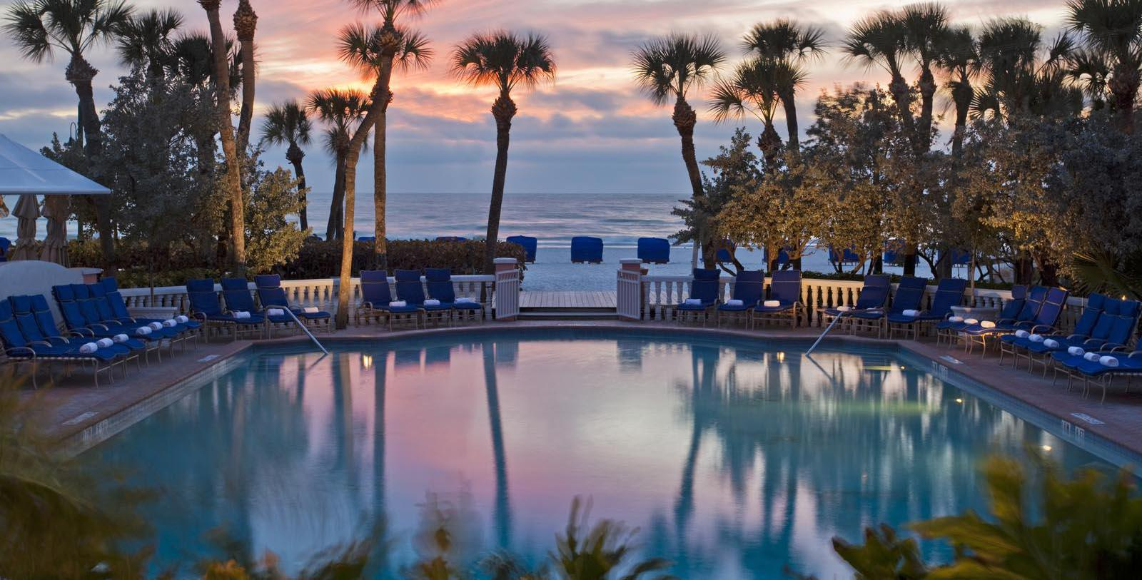 Image of Pool The Don CeSar, 1928, Member of Historic Hotels of America, in St. Petersburg, Florida, Special Occasions