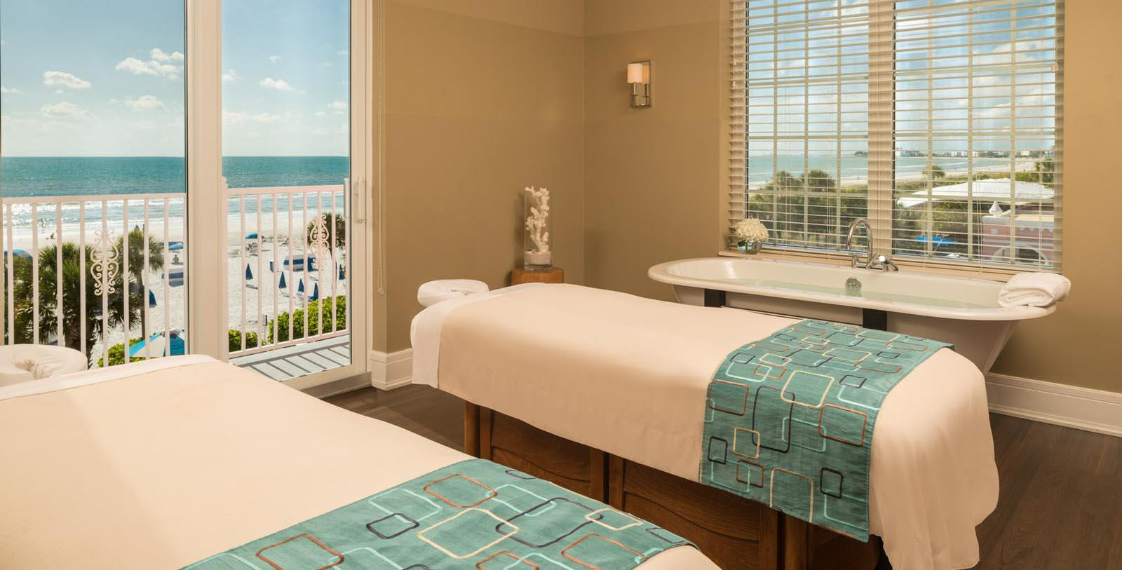 Image of Spa The Don CeSar, 1928, Member of Historic Hotels of America, in St. Petersburg, Florida, Hot Deals