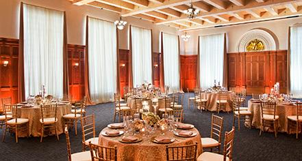 Weddings:      Le Meridien Tampa  in Tampa