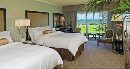 Accommodations:      Safety Harbor Resort & Spa  in Safety Harbor