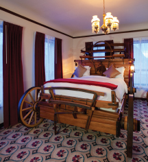 Accommodations:      Mizpah Hotel  in Tonopah