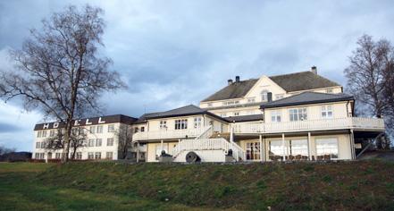 History:      Selbusjoen Hotel & Gjestegard  in Selbu