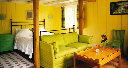 Image of guestroom Engø Gård, 1845, Member of Historic Hotels Worldwide, in Tjome, Norway, Experience