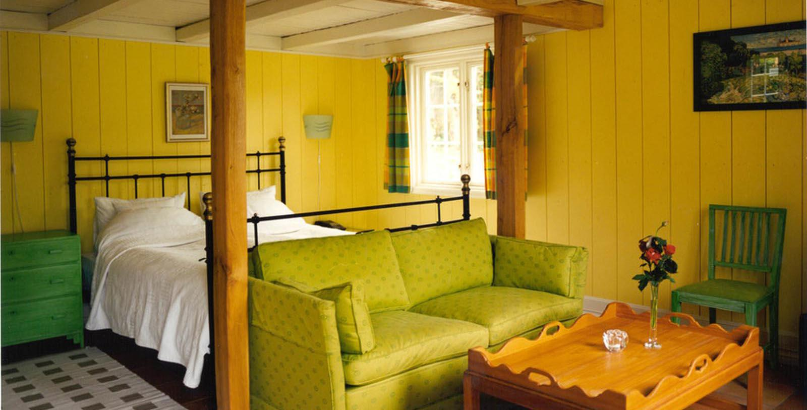 Image of guestroom Engø Gård, 1845, Member of Historic Hotels Worldwide, in Tjome, Norway, Accommodations