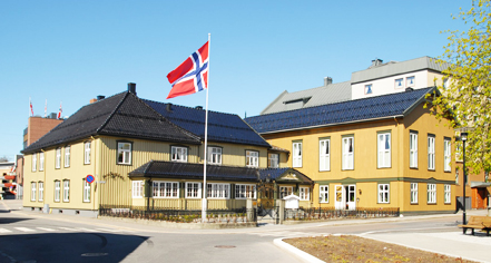 Hotel Kong Carl in Sandefjord
