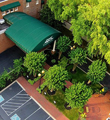 Local Attractions:      General Morgan Inn & Conference Center  in Greeneville