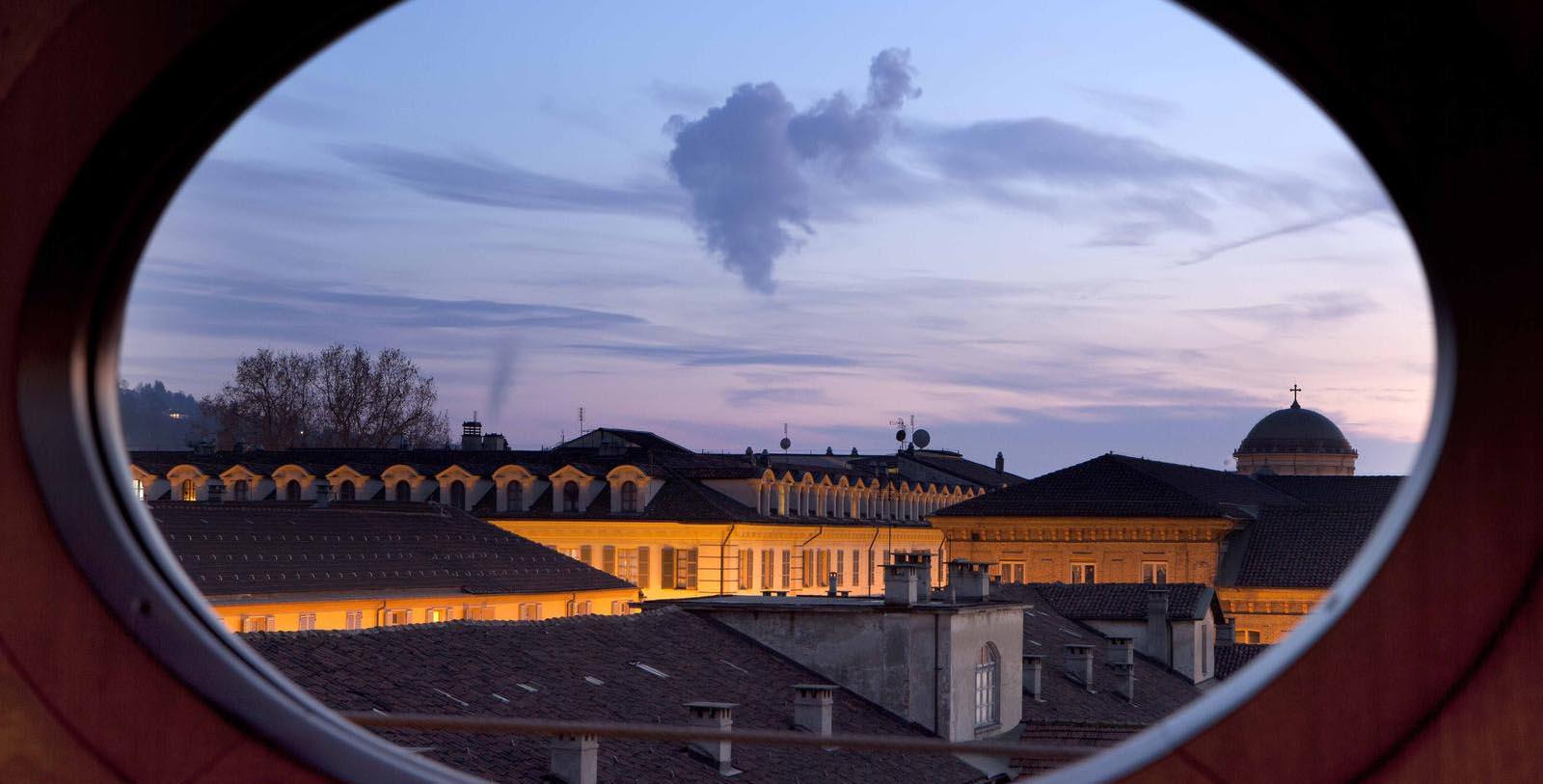 Image of Rooftop of Hotel NH Collection Turin Piazza Carlina, 17th Century, Member of Historic Hotels Worldwide, in Turin, Italy, Discover