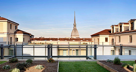 Local Attractions:      NH Collection Turin Piazza Carlina  in Turin