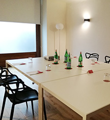 Meetings at      NH Collection Turin Piazza Carlina  in Turin