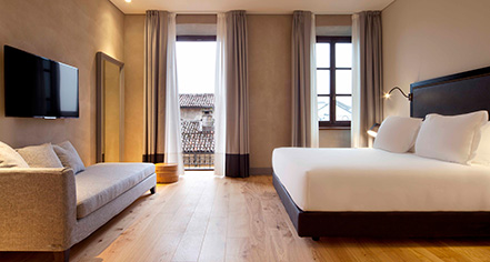 Accommodations:      NH Collection Turin Piazza Carlina  in Turin
