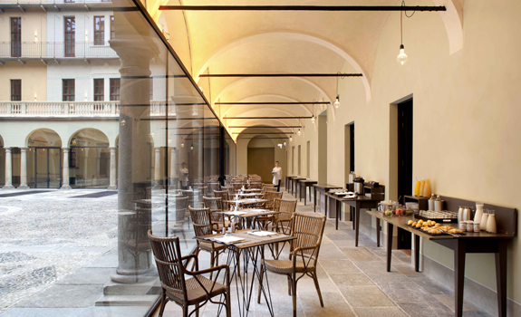 NH Collection Turin Piazza Carlina  - Dining