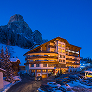 Book a stay with Hotel Sassongher in Corvara