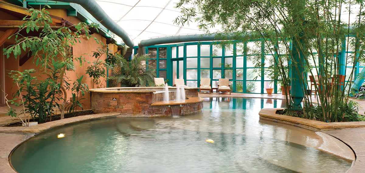 Activities:      El Monte Sagrado Living Resort & Spa  in Taos