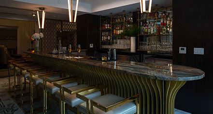 Dining at      Tulsa Club Hotel, Curio Collection by Hilton  in Tulsa