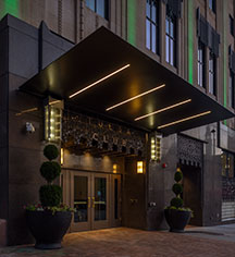 Local Attractions:      Tulsa Club Hotel, Curio Collection by Hilton  in Tulsa