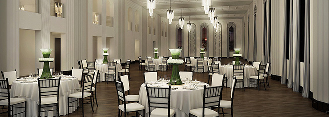 Events at      Tulsa Club Hotel, Curio Collection by Hilton  in Tulsa