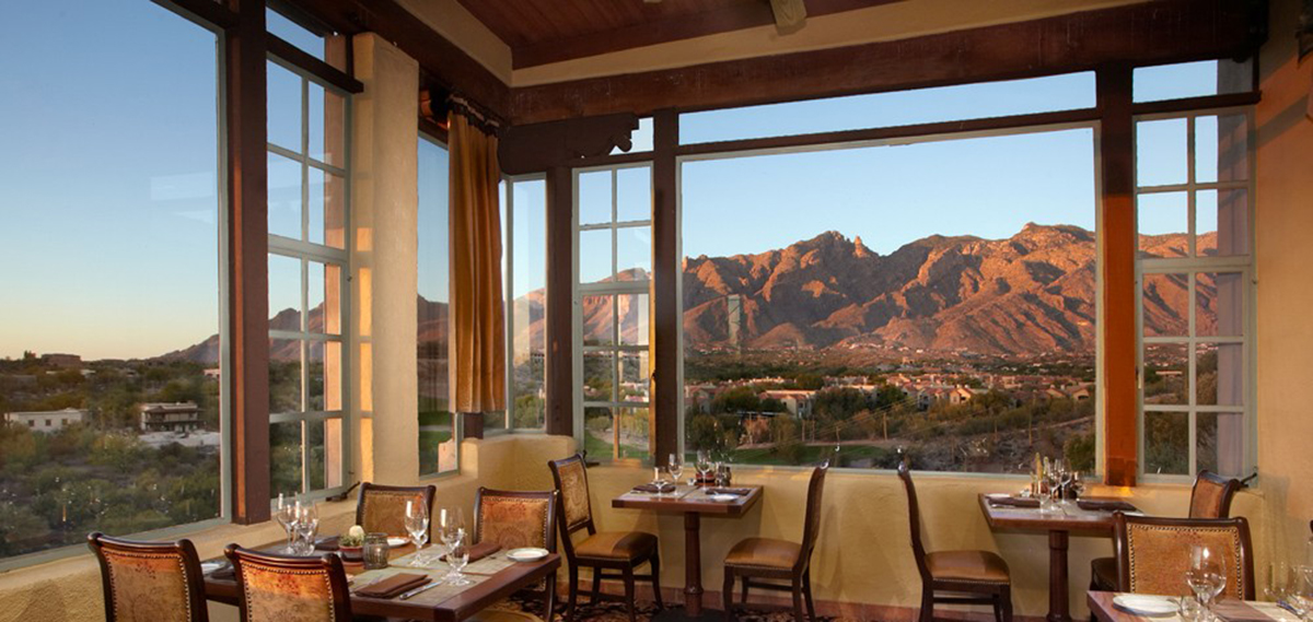 Dining:      Hacienda Del Sol Guest Ranch Resort  in Tucson