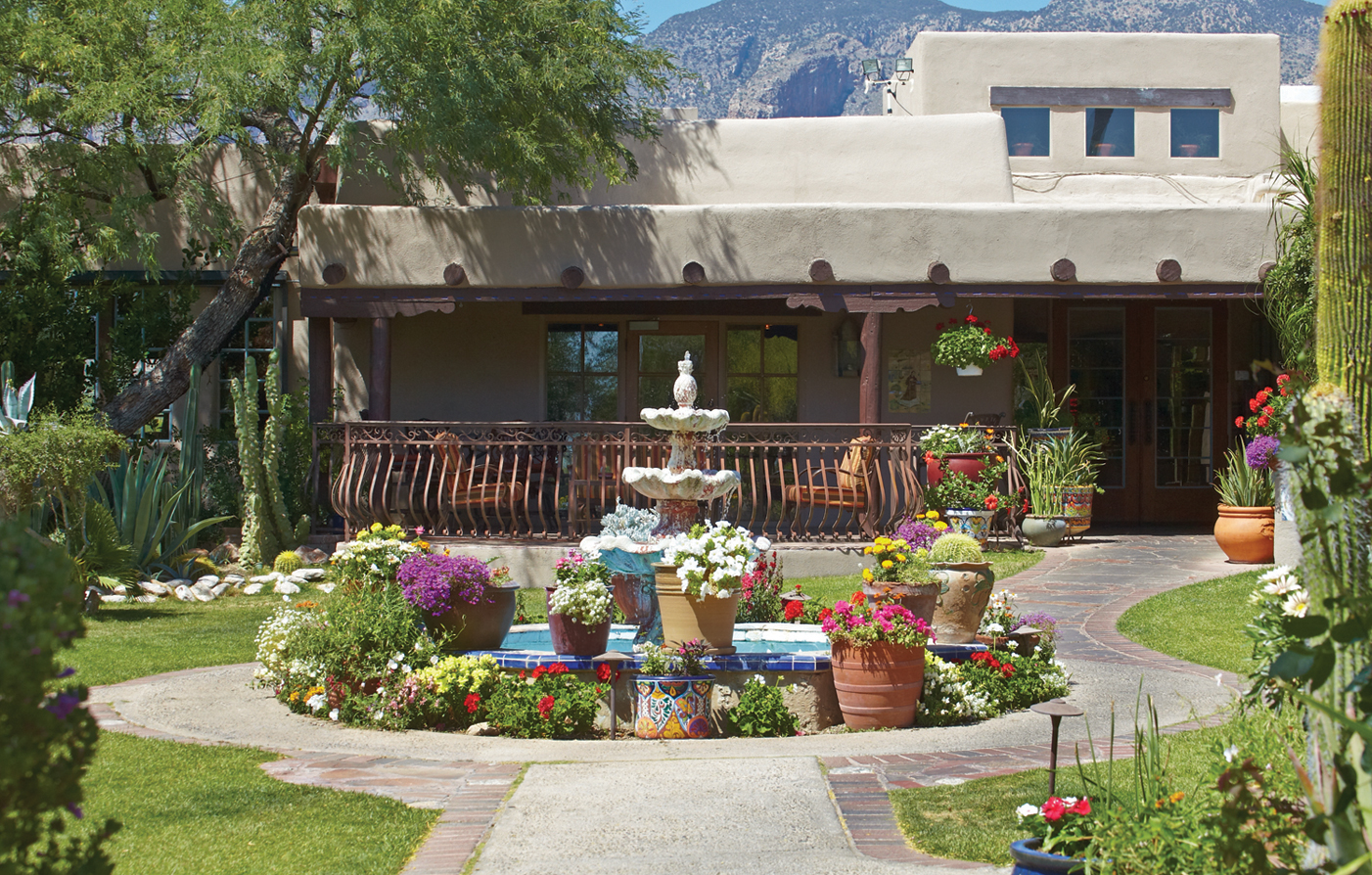 Customer Reviews:      Hacienda Del Sol Guest Ranch Resort  in Tucson