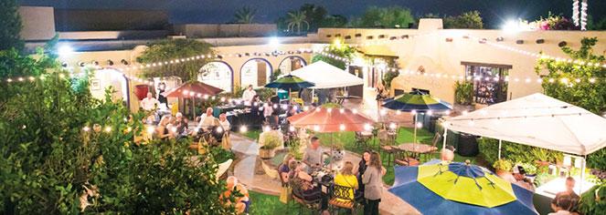 Event Calendar:      Hacienda Del Sol Guest Ranch Resort  in Tucson