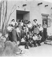 History:      Hacienda Del Sol Guest Ranch Resort  in Tucson