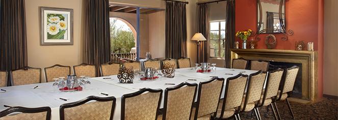 Meetings at      Hacienda Del Sol Guest Ranch Resort  in Tucson