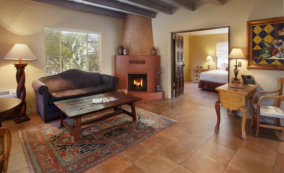 Hacienda Del Sol Guest Ranch Resort  - Accommodations