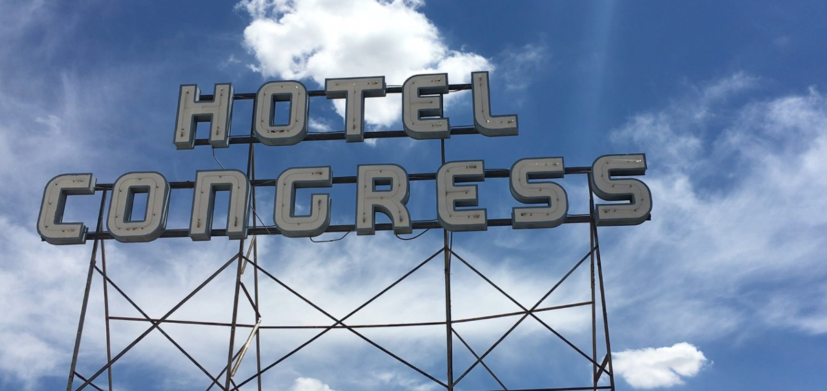 Special Offers:      The Hotel Congress  in Tucson